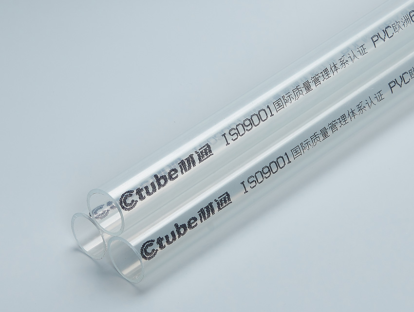 PVC透明线管