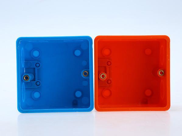 材通管业详谈pvc接线暗盒的作用!