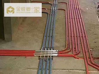 金螳螂家装饰PVC电工套管订购案例