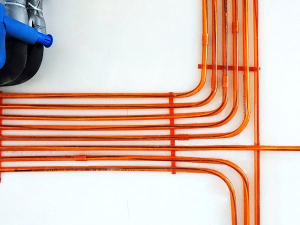 河北新天第装饰PVC电工套管及电工管件订购案例