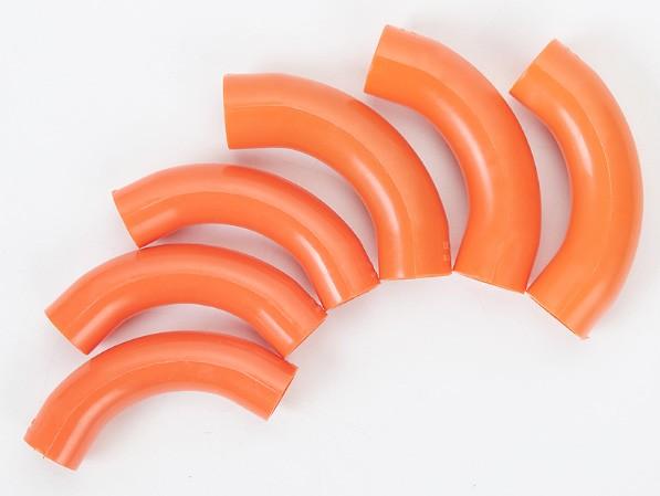 PVC线管上墙弯(90度大弯通)