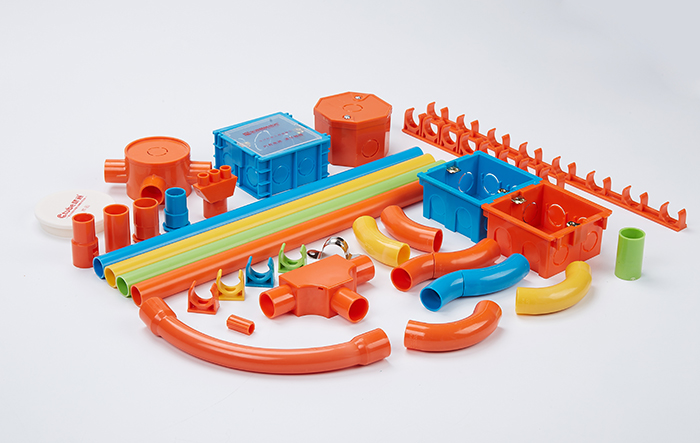 PVC阻燃穿线管有什么优势?