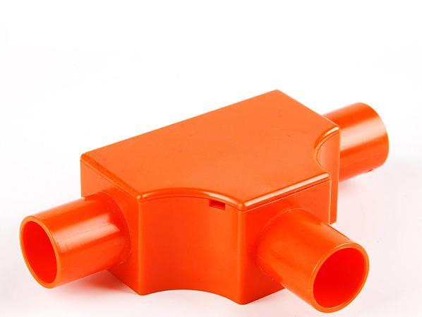 PVC带盖接线盒
