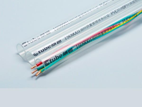 PVC透明线管让隐蔽工程不再隐蔽