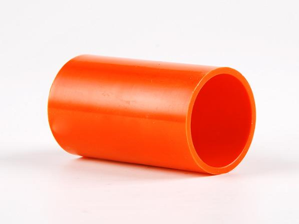 PVC线管直通