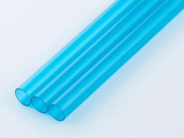 PVC红蓝透明线管