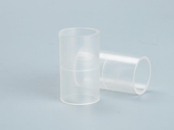 PVC透明线管直通