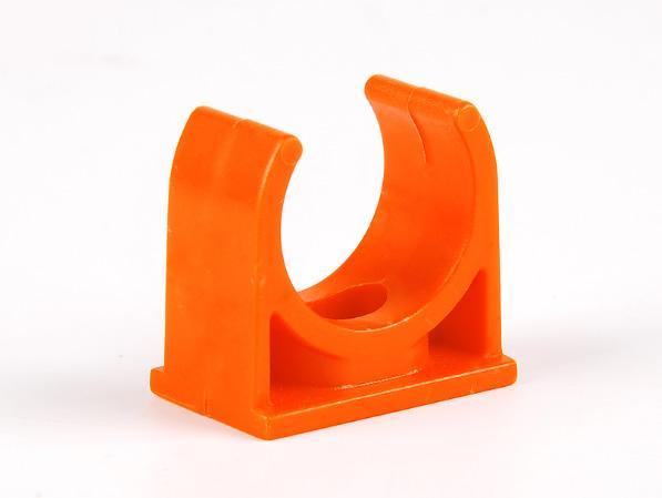 PVC线管管夹