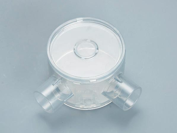 PVC透明圆曲通接线底盒
