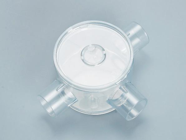 PVC透明圆三通接线底盒